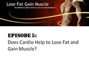 YOU CAN ALSO FAST BY PROPER DIET TO LOSE FAT AND GAIN MUSCLE