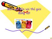 the gioi dong vat