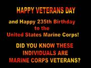Copy of FAMOUS MARINES 235 BDAY
