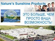 presentation nature`s sunshine products