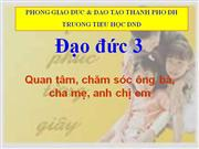 cham soc cay trong vat nuoi