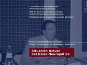 situacion actual dolor neuropatico (PPTshare)