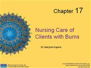 BURNS NURSING MANAGEMENT