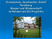 Water and scienceSchollenergie - PowerPoint