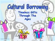 cultural borrowing