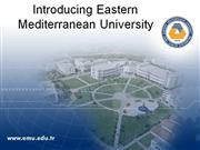 Introducing Eastern Mediterranean University to Africa