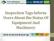 Inventorytags.com Offers Inventory Asset Tags At Reasonable Prices