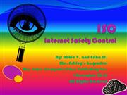 ISC Internet Safety Control