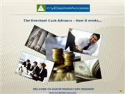 cash advance webinar