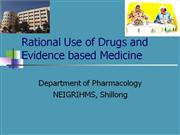 Rational Use of Drugs - drdhriti