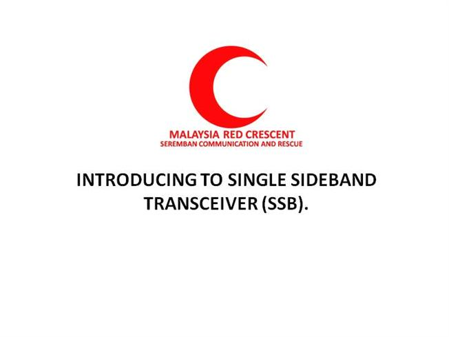 what is sideband