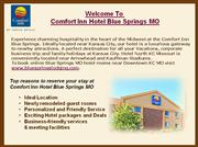 Blue Spring Lodging