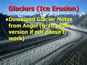 transformers glaciers