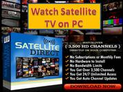 Watch Satellite TV on your PC