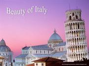 Beauty of Italy