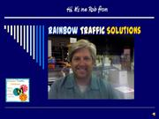 rainbow traffic solutions - claiming upgrade