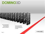 3D Dominosteine