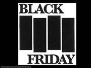 Black Friday - the begining of Christmas shopping