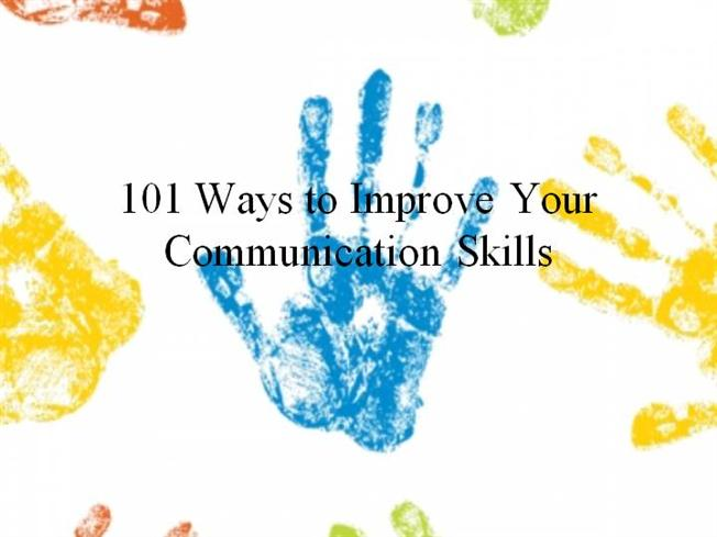 Improving Communication Skills Authorstream