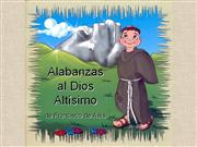 Alabanzas-San Francisco de As�s