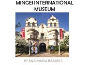 the mingei museum, by ana maria