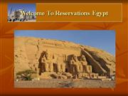 egypt tour reservation