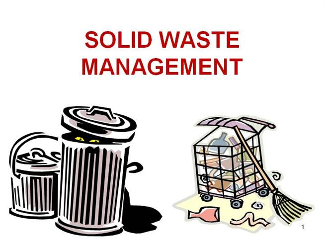 Solid Waste Management Authorstream