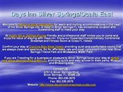 Hotels in Silver Springs FL, Silver Springs FL Hotels