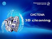 3D Cleaning INFO