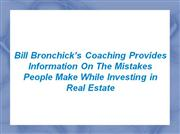 bill bronchick coaching
