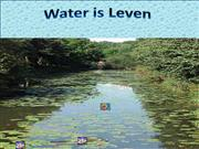 Water is leven 4
