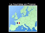 Diaporama Le tourisme en France