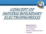 moving boundary electrophoresis6