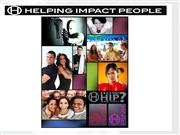 helping impact people (hip) pink