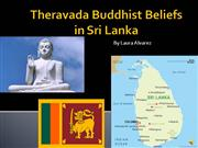 theravada buddhist beliefs in sri lanka