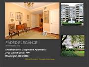 Faded Elegance - Apartment 515 at Shoreham West Cooperative Apartments