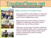 military schools is best option for anxious teens