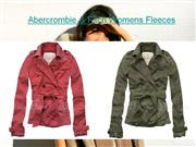 Christmas Abercrombie & Fitch Womens Fleeces