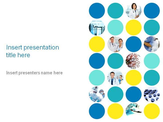 medical research powerpoint template authorstream