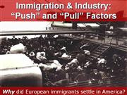 4-Immigration Push