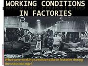 7-Working Conditions in Factories