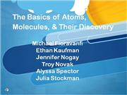 the basics of atoms