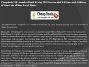 cheapdeals101 launches black friday 2010 section with ad scans and add