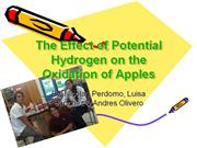 Apple Oxidation presentation