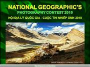 National Geographic's Photography Contest 2010