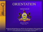 Orientation powerpoint