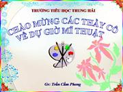 bai 13 Trang tri cai bat