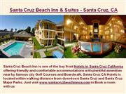 Santa Cruz Beach Inn Hotel near Downtown