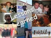 Lessons Learned Project