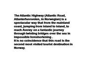 ATLANTIC HIGHWAY